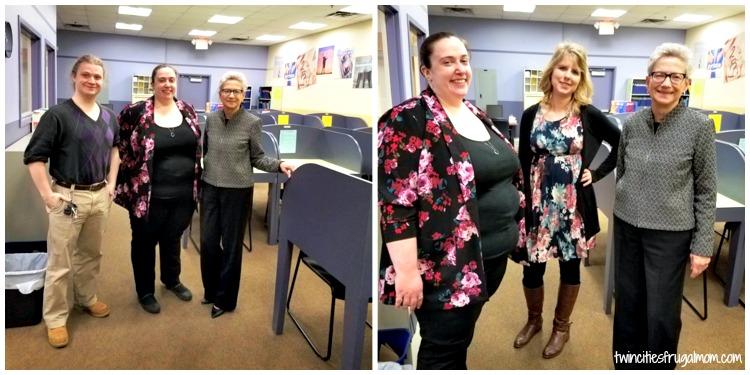 Huntington Learning Center team