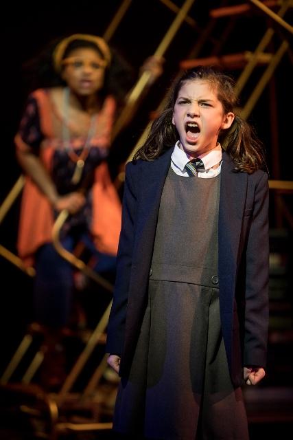 Matilda at Children's Theatre Company