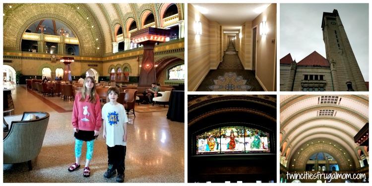 St. Louis Union Station Architecture