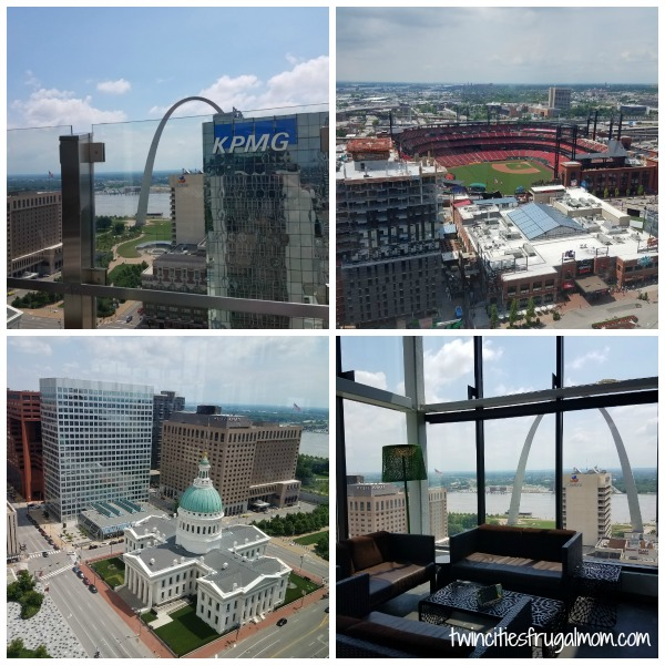 Three Sixty Rooftop Bar in St. Louis