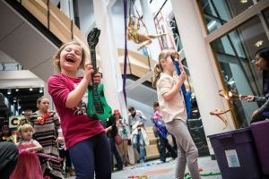Sparklerama Minnesota Children's Museum