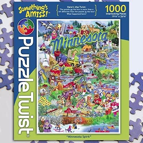 Minnesota Spirit Puzzle