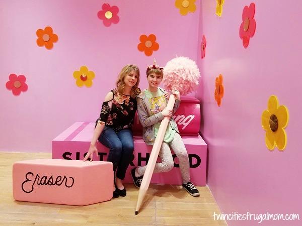 Museum of Memories girls room