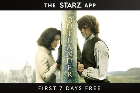 Starz Outlander
