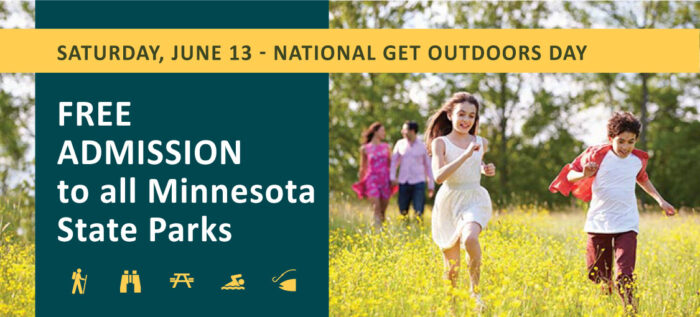 National Get Outdoors Day 2020