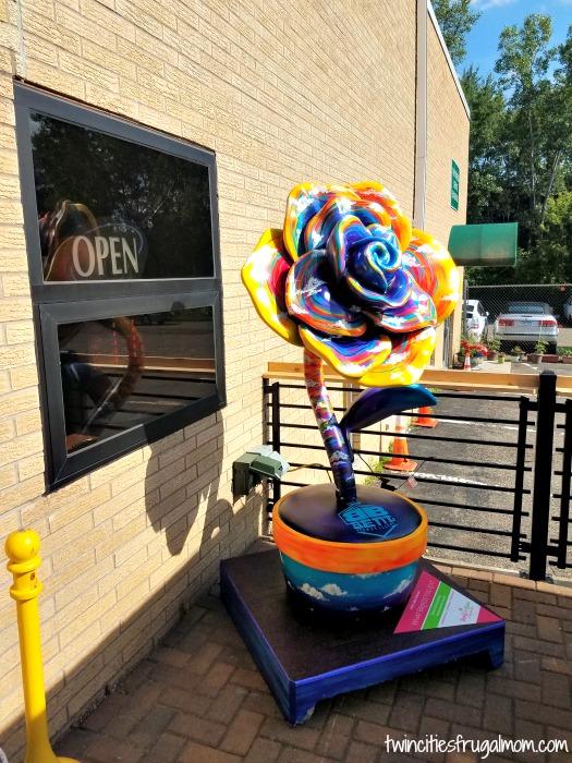 Roseville in Bloom - Joy