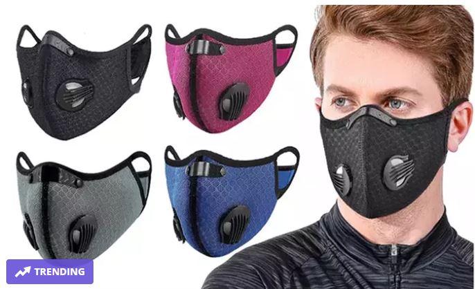 Groupon outdoor mask