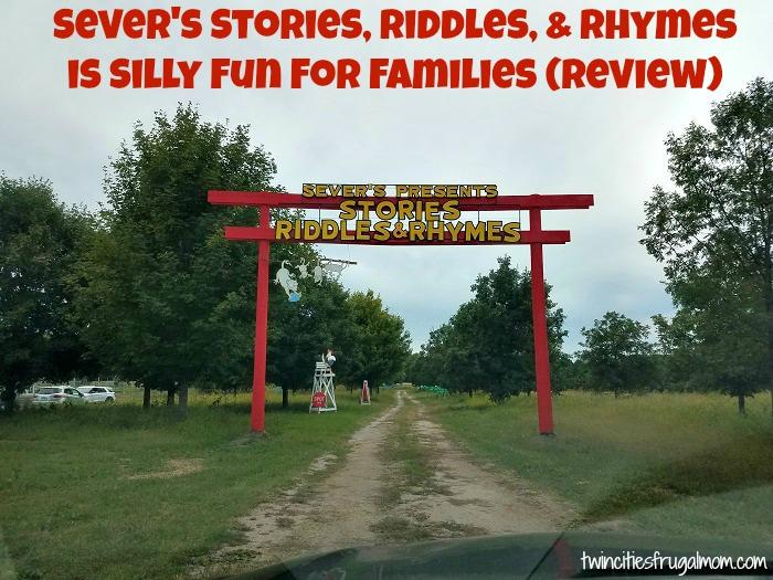 Sever's Riddles