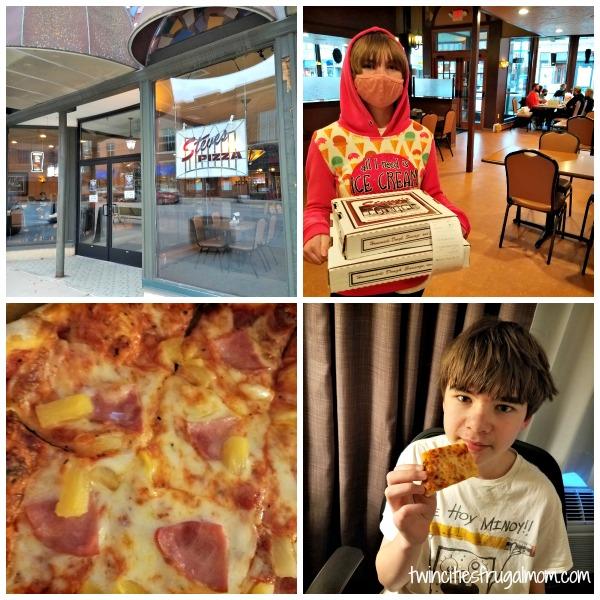 Steve's Pizza in Austin