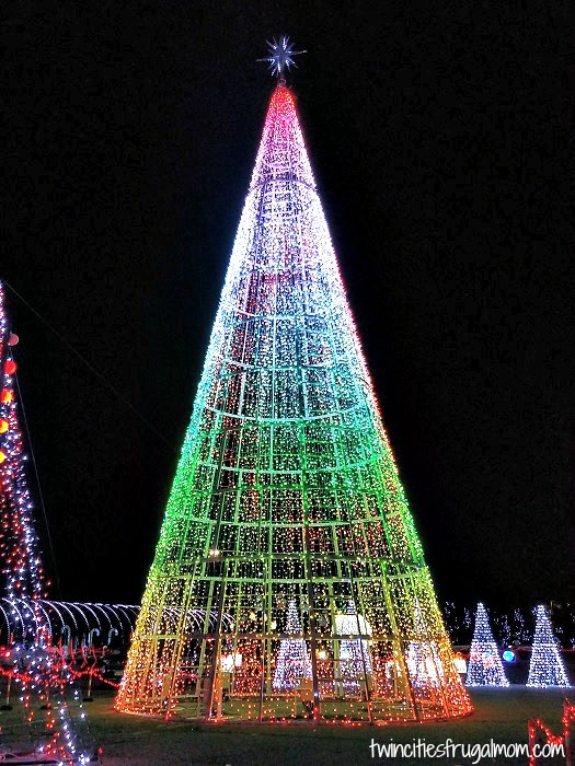Christmas in Color - Valleyfair
