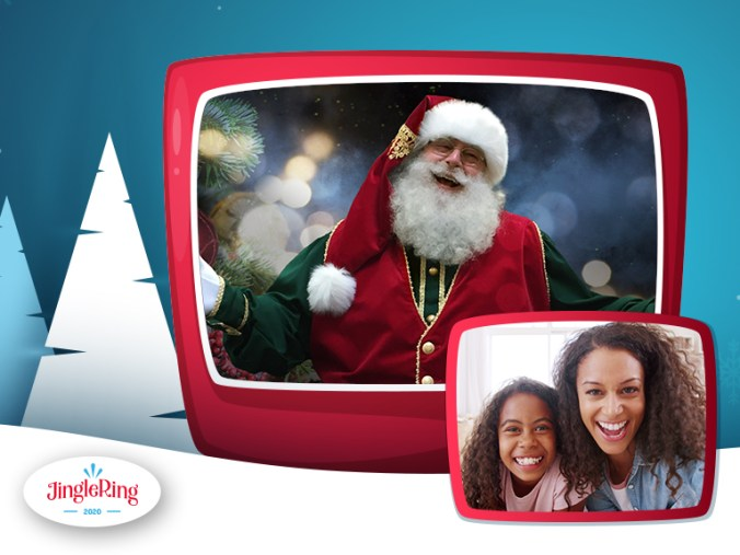 Ridgedale Virtual Santa 2020