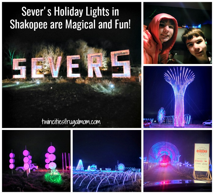 Sever's Holiday Lights