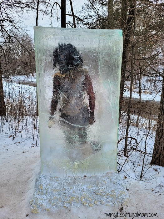 Frozen Caveman Minneapolis