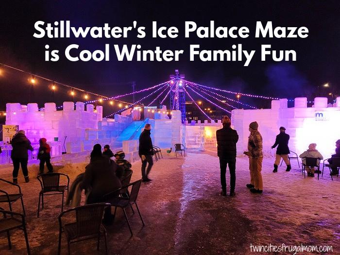 Stillwater's Ice Palace Maze