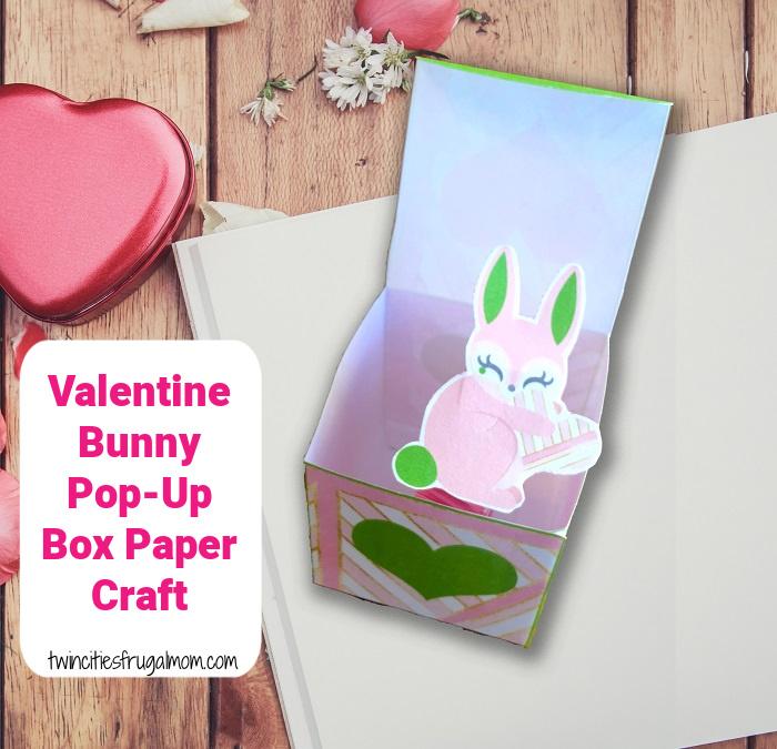 Valentine Pop Up Craft