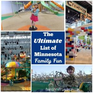Ultimate List of Minnesota Family Fun