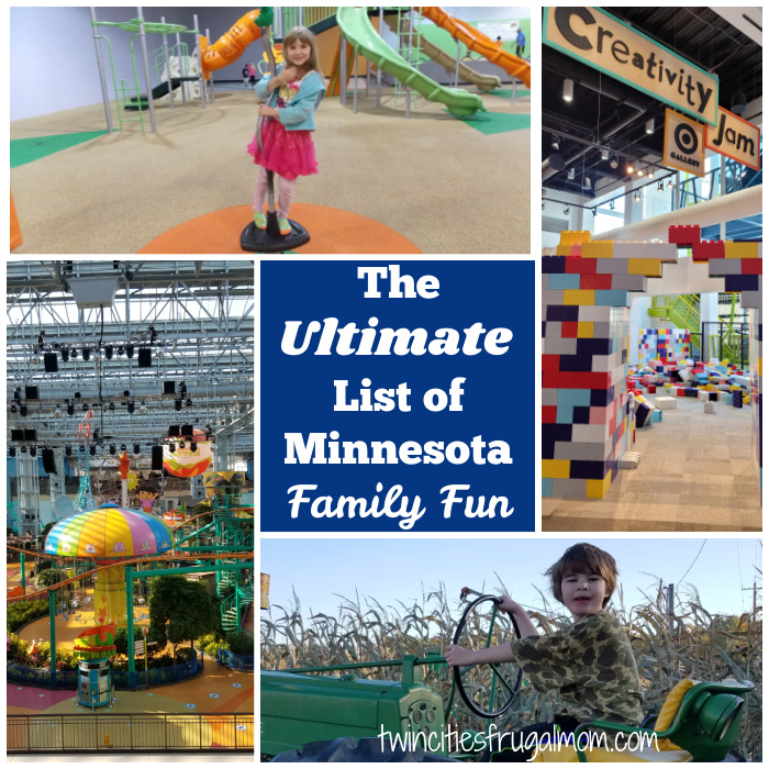 Ultimate List of Minnesota Family Fun