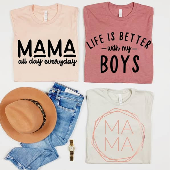 Mama Tees