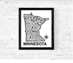 Minnesota sign