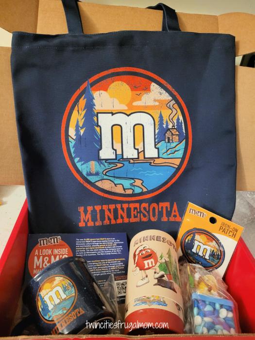 M&M Box