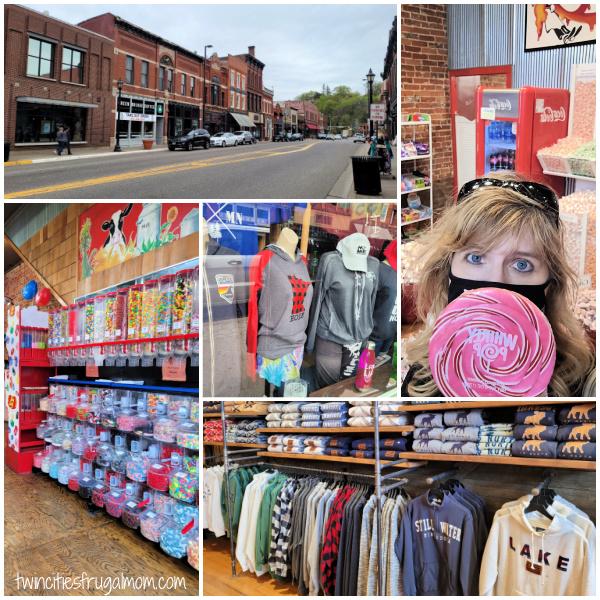 Stillwater shops