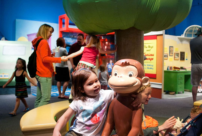 Curious George The Works