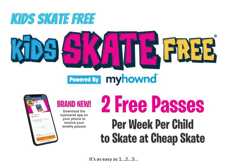 Kids Skate Free Cheap Skate