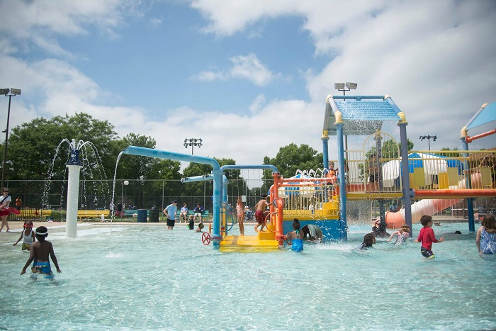 North Commons Water Park
