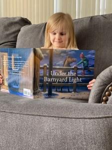 Under the Barnyard Light Book