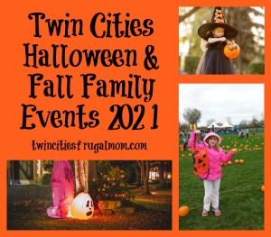 Twin Cities Halloween Events 2021