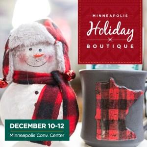 Minneapolis Holiday Boutique 2021