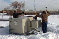 Commercial Rooftop HVAC Installation MN
