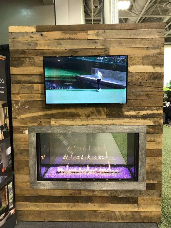 Minneapolis Home & Garden Show - Twin City Fireplace & Stone