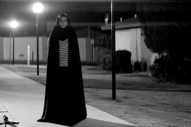 A Girl Walks Home Alone At Night, 2014, Director Ana Lily Amirpour