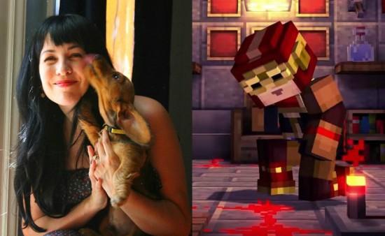 Minecraft: Story Mode - Ellegaard voice actor