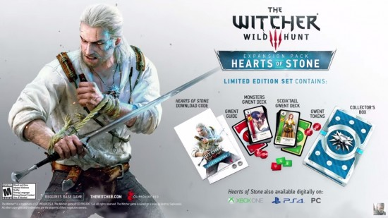 Witcher 3 Hearts of Stone CDPR