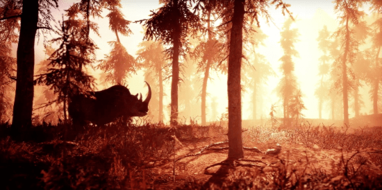 Far Cry Primal rhino