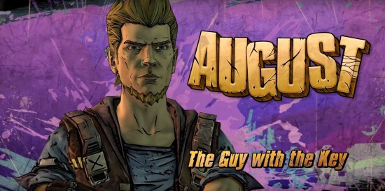 Tales from the Borderlands - August