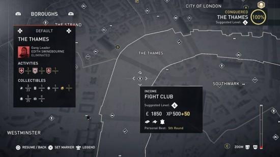 Thames Fight Club