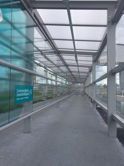 Liverpool Airport - Twinfix 4