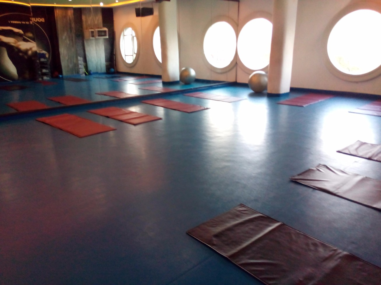 Group Past Life Regression - Room for meditation