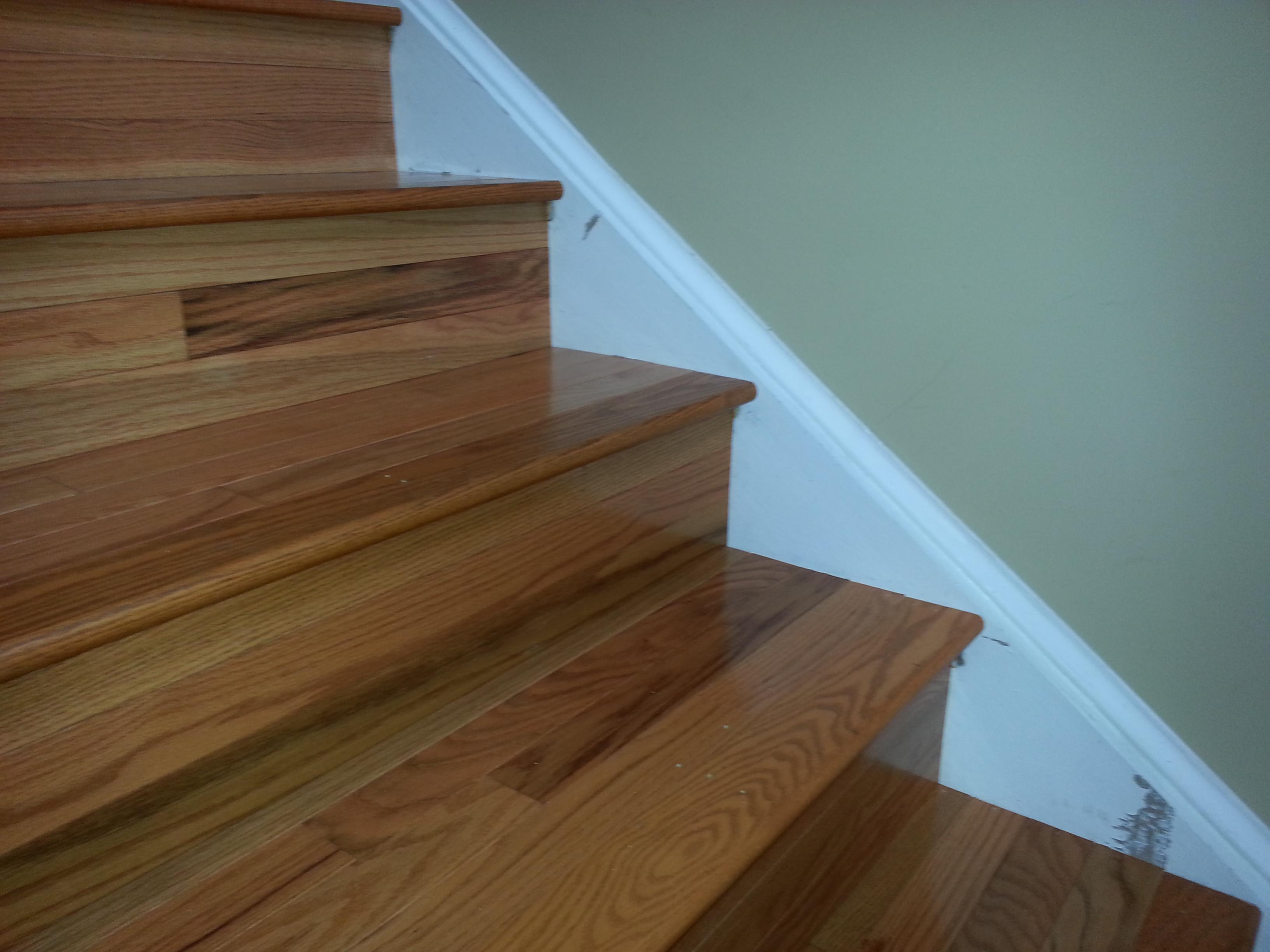 Hardwood Flooring Steps  Twin Flooring Pittsburghs
