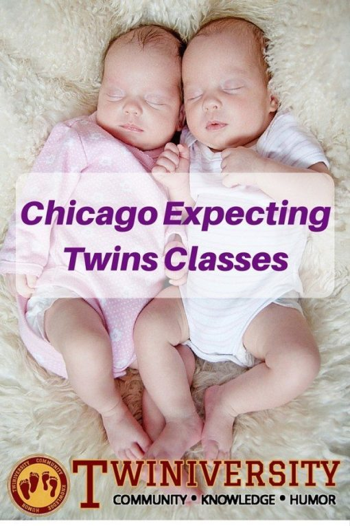 chicago expecting twins classes