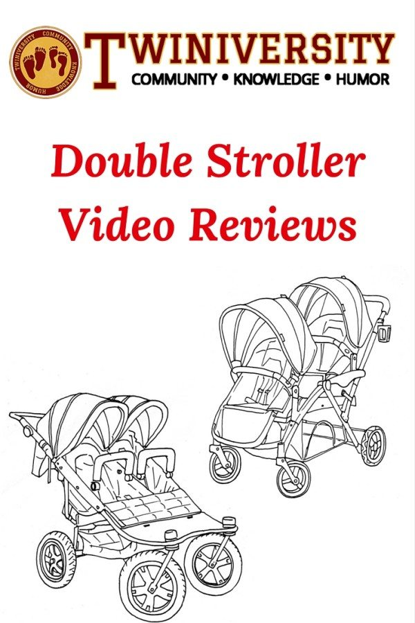 Double Stroller Reviews Twiniversity
