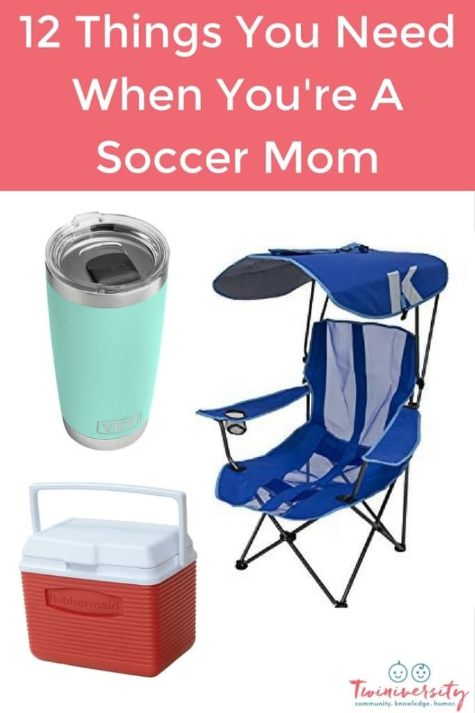 soccer mom covered chairs teak lounge chair outdoor 12 things you need when re a twiniversity