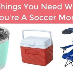 Soccer Mom Covered Chairs Minni Mouse Chair 12 Things You Need When Re A Twiniversity
