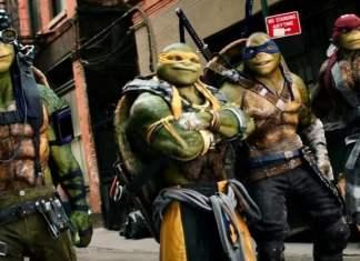 Teenage Mutant Ninja Turtles 2 Movie