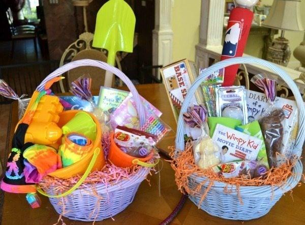 Easter Basket Ideas For Little Kids Twiniversity