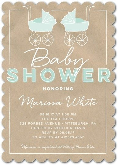 Best Baby Invitations