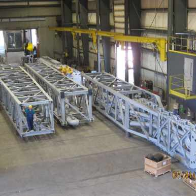 L-Series ladder sections